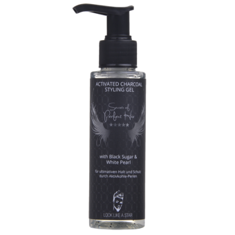 Activated Charcoal Styling Gel